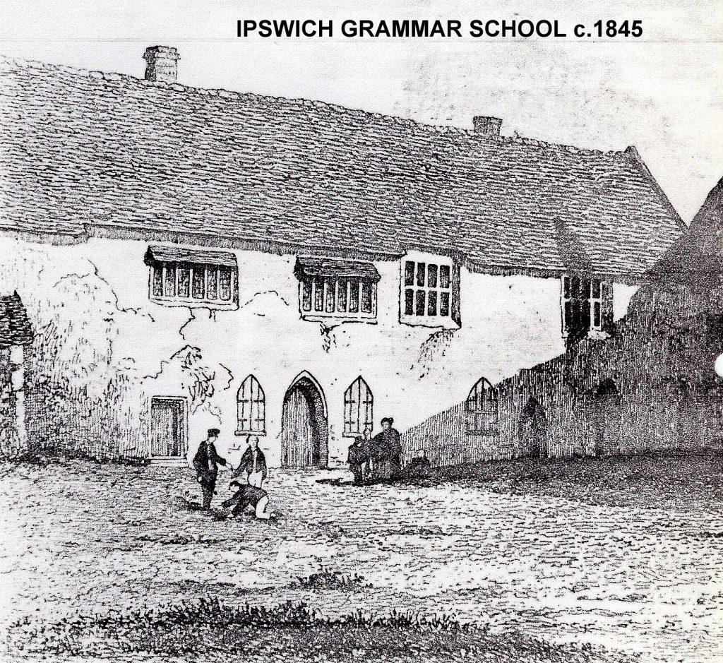 Ipswich Grammar School 1845